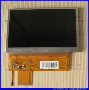 PSP1000 LCD Screen PSP repair parts Manufactures