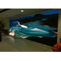 P2.6mm carbon fiber super lightweight indoor advertising led display video wall / 2.6mm pixel pitch indoor led screen Manufactures