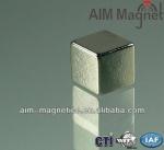 Excellent Sintered Permanent Neodymium Magnet NeoCube Manufactures