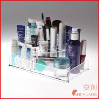 China high quality clear acrylic cosmetics display_cosmetics organizer on sale