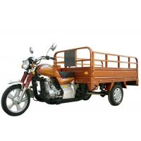 Quality 250cc Three Wheel Cargo Motorcycle , Cargo Motor TricycleAir Cooling Engine for sale
