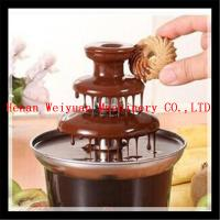 China Stainless steel chocolate fountain machine/chocolate foundation spring machine on sale