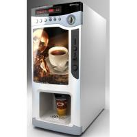 Instant Coffee and Tea Vending Machine F-303V Manufactures