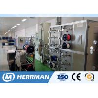 China Fiber Optic Ribbon Production Line With Four / Six / Eight / Twelve Fibers on sale