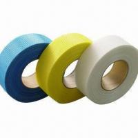 Self-adhesive Fiberglass Tape with Alkali Resistance, Can be Installed Easily Manufactures
