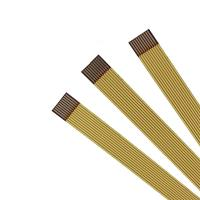 China Soft Pcb FPC Flat Cable 2 Layer 0.3mm Pitch Touch Screen Printed Circuit Board on sale