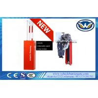CE Approved Traffic Barrier Gate Fast Processing Speed With 180 Degree Folding Arm Manufactures