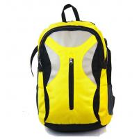 Yellow Women'S Computer Backpack / Womens Laptop Backpacks For Hiking Manufactures