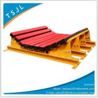 Quality Impact bar / impact cradle / impact bed for belt conveyor for sale