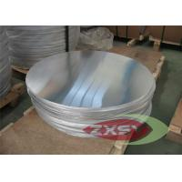 Oxygen Free Coated Aluminium Circle Plate For Pressure Cookware Manufactures