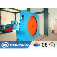 Rubber Continuous Vulcanizing Cable Extrusion Line For Sheathing And Insulation