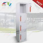 Single row Four door steel locker FYD-G004,H1850XW380XD450mm,Electrostatic Powerer coating Manufactures