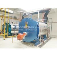 China 5 ton industrial gas diesel oil fired steam boiler for pharmaceutical industry on sale