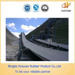 Heavy industrial Conveyor Belt /rubber belt for Construction(6-25Mpa) Manufactures