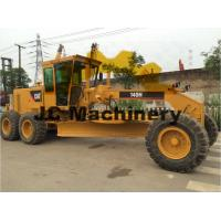 CAT 140H Reconditioned / Used Motor Graders Equipment With A/C Optional Manufactures