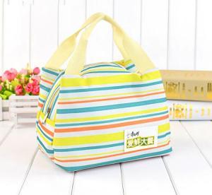 Reusable Bulk Aluminium Cooler Bag , Outdoor Indoor Lunch Box Cooler Bag Manufactures