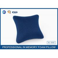 Comfort Home Decorative Traditional Memory Foam Pillow , Fashion Throw Cushion Manufactures