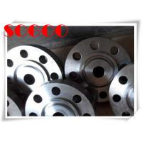 Nickel 200 / 201 Stainless Steel Flanges , Pure Nickel Flanges For Valve Industry Manufactures