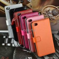 Wallet Purse PU Leather Case for Iphone 4/4s Manufactures