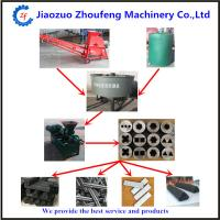 Coal briquette extruder production line Email: kelly@jzhoufeng.com Manufactures