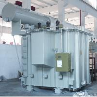 Three Phase 11kV Ladle Furnace Transformer 50Hz / 60Hz With 2 Winding Copper Manufactures
