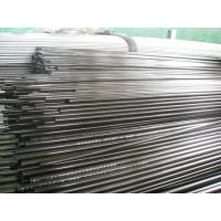 Carbon Steel Precision Seamless Hydraulic Tubing Thin Wall 0.5mm - 7mm , Bright Black Manufactures