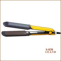 China Good Quality High Temperature Mini Flat Iron Hair Straightener on sale