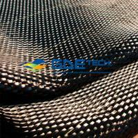 China twill/plain carbon fiber fabric, carbon cloth on sale