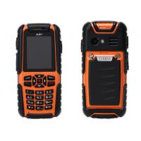 IP67 2 Inch Shockproof Waterproof GSM Phone 850MHZ / 900MHZ / 1800MHz / 1900MHz Manufactures