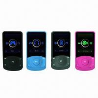 China 8GB MP4 Players without Camera with 1.8-inch TFT Display, without Speaker on sale