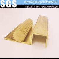Extruded Profiles Copper With Special Shapes Brass Extrusions Manufactures