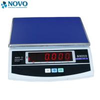 Buy cheap Table Top Accurate Digital Scale Square Electronic Platform Low Battery from wholesalers