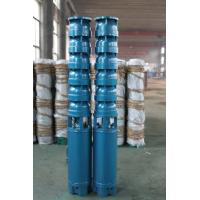 High Efficiency Horizontal Deep Well Submersible Pump 380 / 440 / 660 Voltage Manufactures
