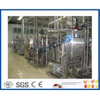 1000LPH 2000LPH 3000LPH Industrial Yogurt Making Machine With 100ml Plastic Cups Package Manufactures