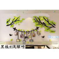 New design large family tree acrylic wall decal and sticker wall art DIY Photo gallery frame decor sticker Manufactures