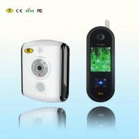 Colour Video 2.4ghz Wireless Door Phone Handheld For Residential Security