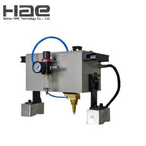 VIN Portable Pneumatic Dot Peen Marking Machine , Electric Marking Machine Manufactures