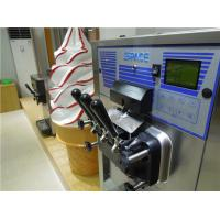 Quality Europe Style Automatic Soft Serve Ice Cream Machine Stainless Steel Material for sale