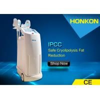 China 3 in 1 Infrared Light Ultrasonic Fat Freezing Cool Sculpting Cryolipolysis Slimming Machine on sale