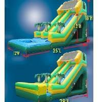 Inflatable Water Slide/Inflatable Toys/Inflatable Games (LT-BL-018) Manufactures