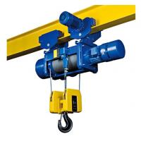 China Construction Hoist Usage and Wire Rope Sling Type Small Electric Hoist on sale