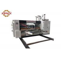 China Corrugated Box Making Machine Flexo Printing Machine For Corrugated Carton on sale