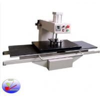 Pneumatic double station heat prees transfer sublimation machine  for cloth and more materrial printing(FZLC-B3) Manufactures