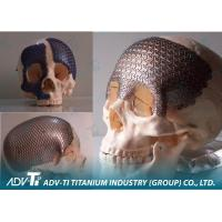 High impact strength Gr5 ,Gr7 Medical Titanium Mesh for medicine , paper-making Manufactures