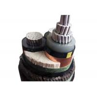 Quality 8.7/15kV 3x300SQMM Steel Wire Armoured Aluminum Cable YJLV32 AL/XLPE/SWA/PVC Power Armour Cables for sale