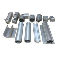 Aluminum Pipe Flexible Tube Pipe Fitting Ebow Connectors for Industial Pipe Rack Manufactures
