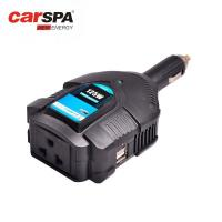 China 125 Watts Modified Sine Wave Inverter Laptop Use Overload Protection on sale