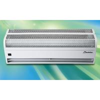 Entryway Hot Water Air Curtain / Water Source Heating and Cooling Air Curtain Manufactures