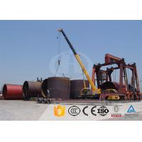 China 1.6*36m Equipments Used In Cement Plant 1.2-1.9TPH Rotary Kiln Plant Refractory Lining on sale