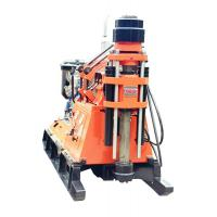 XY-4-3A Portable Engineering Drill Rig Reverse Circulation , Anchor Drilling Rigs Manufactures